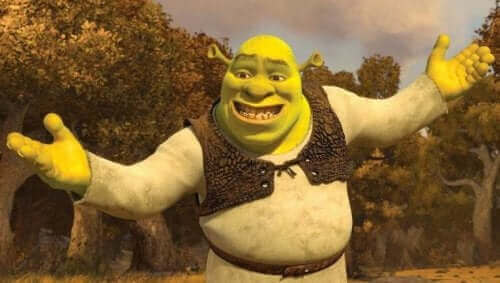 Shrek van DreamWorks Animation