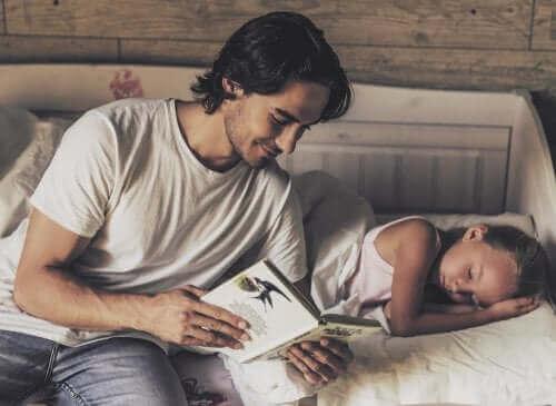 Wanneer begin je aan kinderen voor te lezen?