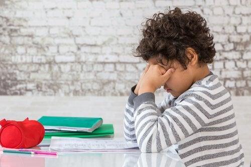 Concentratieproblemen door gebrek aan slaap