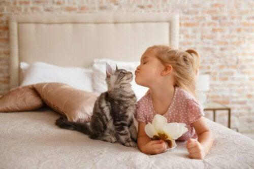 5 huisdieren voor kinderen die op het platteland wonen