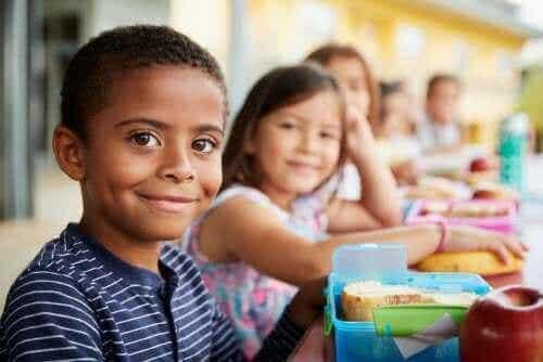 Interacties tussen kinderen op school