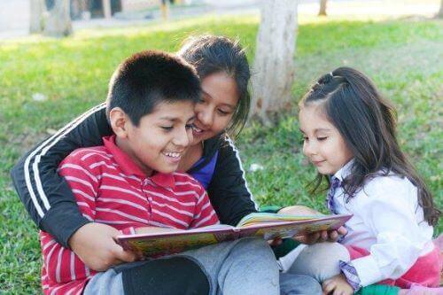 Opvoedingsstijlen en karakters van kinderen