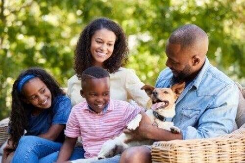 Als gezin iets samen doen