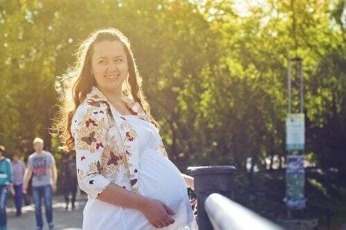 Veranderingen bij zwangere moeders