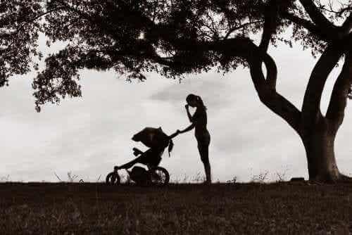 De impact van maternale depressie op kinderen