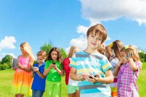 Wanneer mogen kinderen social media gaan gebruiken?