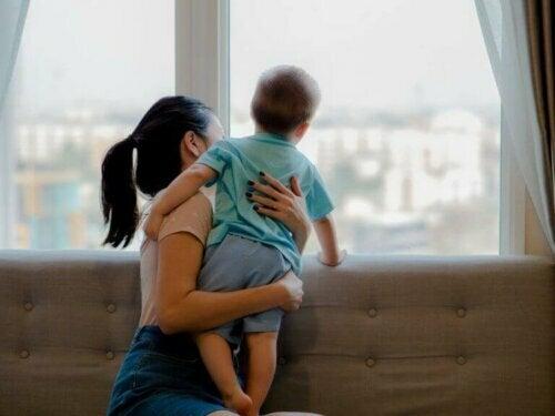 De coronavirus crisis en tijd doorbrengen met je kinderen