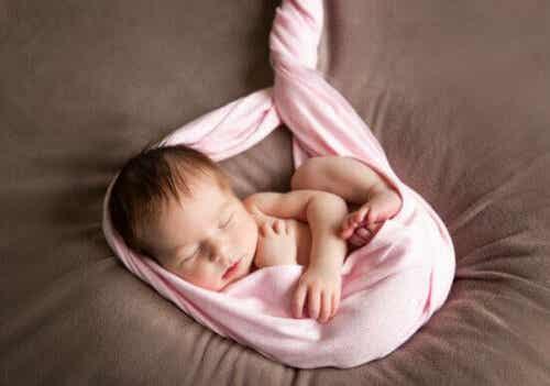 Het leven in de baarmoeder: emotionele implicaties