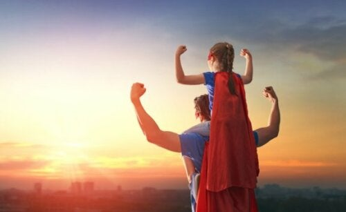 Kinderen met een positieve eigenwaarde opvoeden