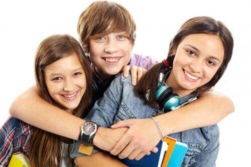 De emotionele intelligentie van adolescenten