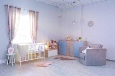 Het inrichten van de babykamer, 6 nuttige ideeën