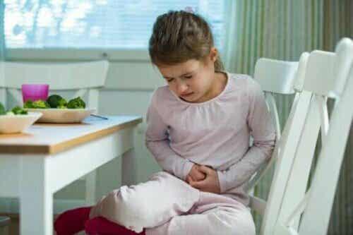 Wat te doen aan indigestie bij kinderen