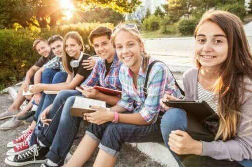 Waarom zijn pubers makkelijker te beïnvloeden?