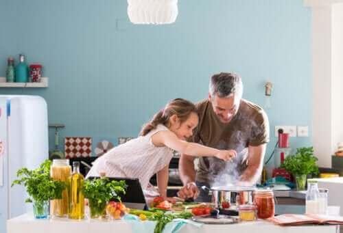 Samen koken tijdens de coronacrisis