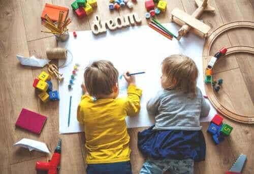 Een leerruimte creëren tijdens quarantaine