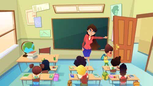 Straffen in de klas; werken ze wel?
