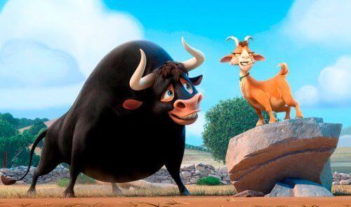 Kindefilms gebasserd op boeken Ferdinand