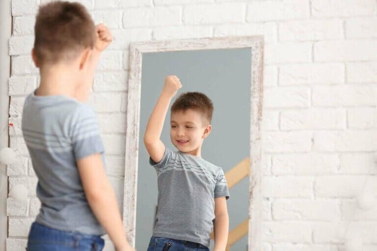Positiviteit over het lichaam bij onze kinderen