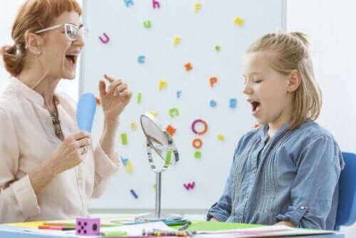 Het stimuleren van taal