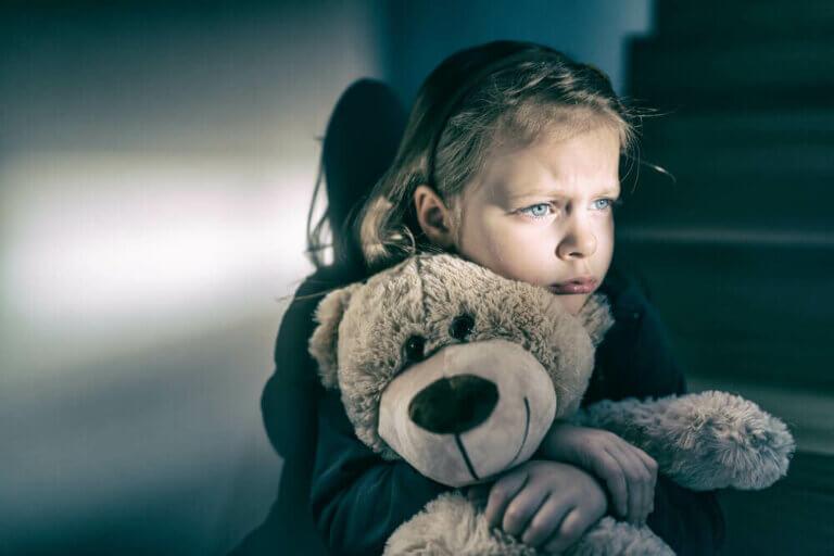 5 tekenen van affectieve tekortkoming bij kinderen
