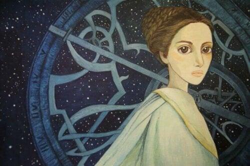 Hypatia was een van de vrouwelijke wetenschappers