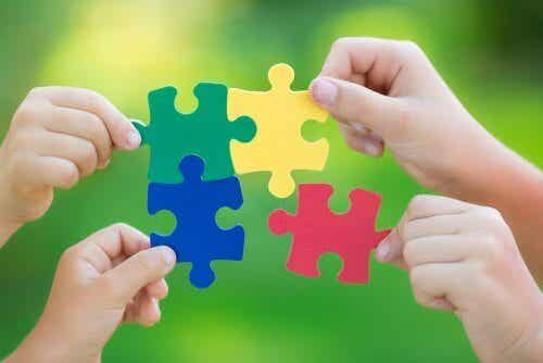 5 psychologische voordelen van puzzels voor kinderen