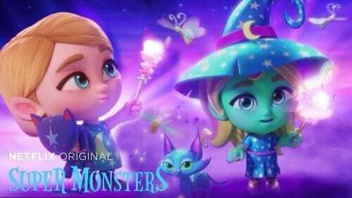 Beste series op Netflix voor kinderen om naar te kijken