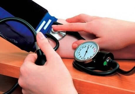 De bloeddruk opmeten