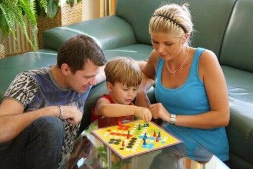 Het belang van een gezinsleven thuis