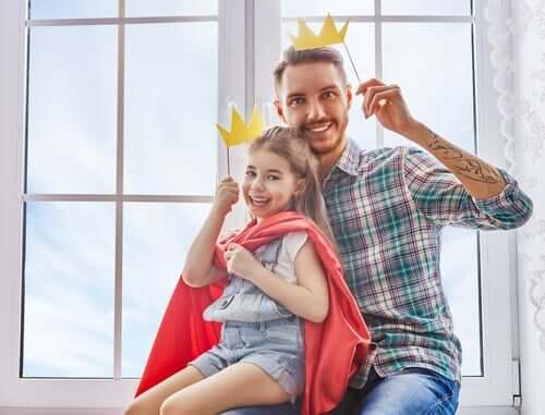 Kronen als de kleine prins