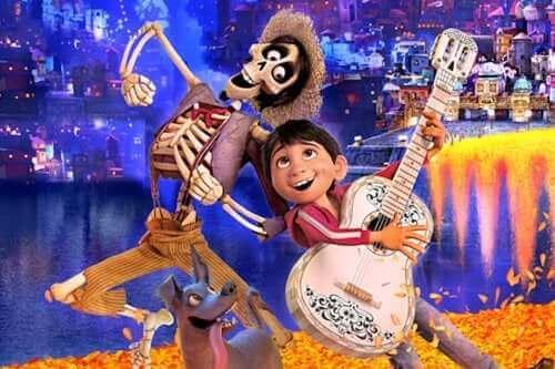 Coco van Pixar