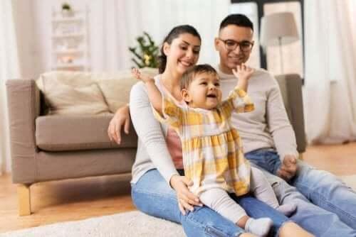Hoe je stress kunt vermijden als met je baby op visite gaat