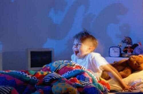 Tips om nachtmerries bij kinderen te voorkomen