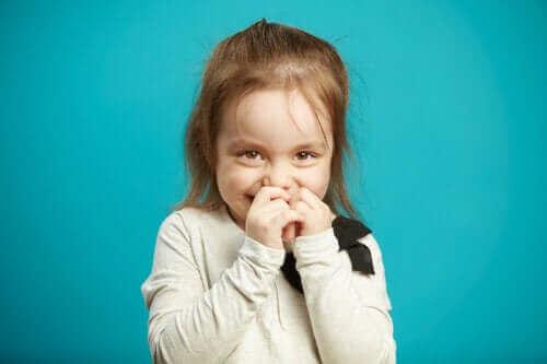 Giftige schaamte bij kinderen: hoe ontwikkelen ze het?