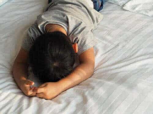 Kinderen met problemen met zelfregulatie