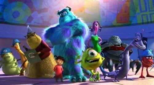 Zinnen van Pixar-films die levenslessen bevatten