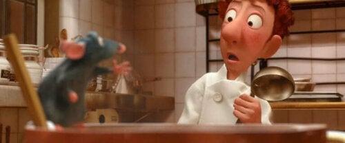 Levensles van Pixar film Ratatouille