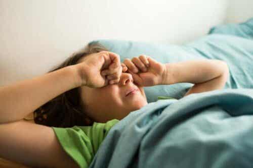Wat is confusional arousal bij kinderen?