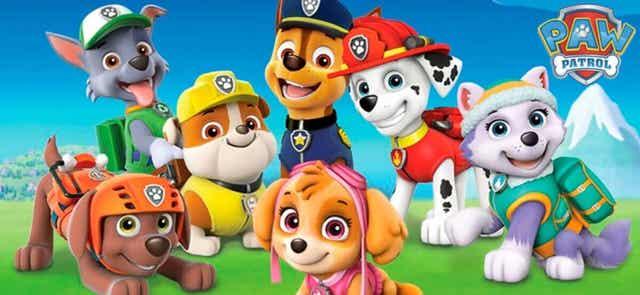 De hoofdrolspelers uit de serie