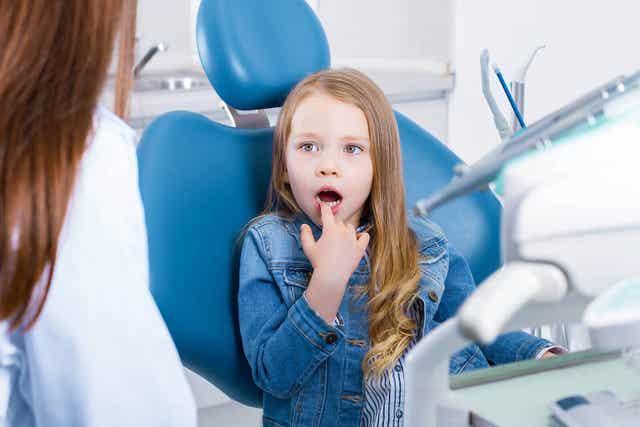 Meest voorkomende gebitsproblemen bij kinderen