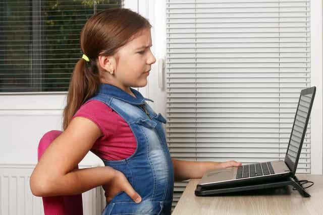 Wat moet je doen bij rugpijn bij kinderen