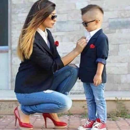 Een zoon hebben is als het hebben van een eeuwige prins