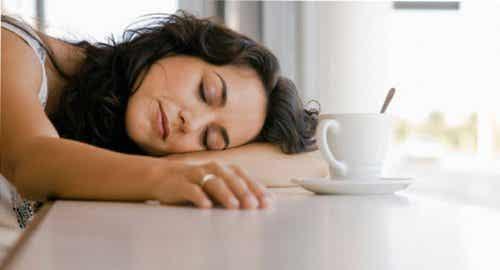 Een dutje tussendoor helpt