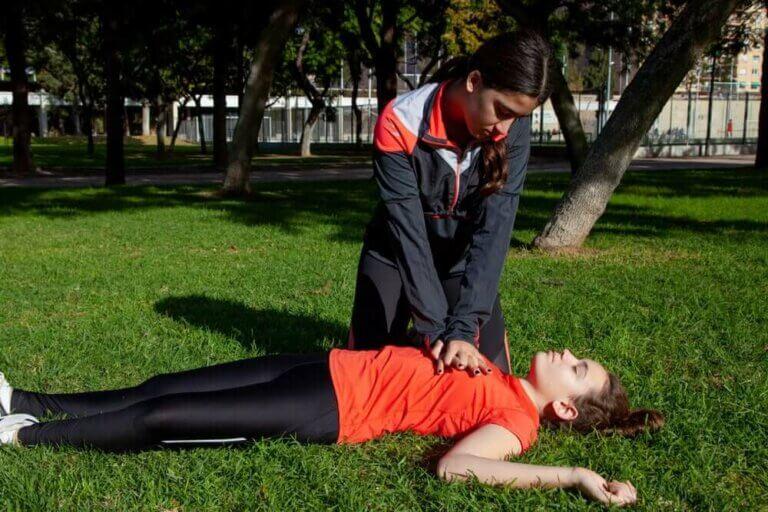 Cardiopulmonale reanimatie (CPR) bij kinderen