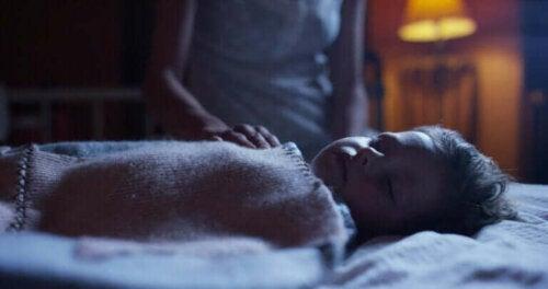 Curiositeiten over de slaap van kinderen