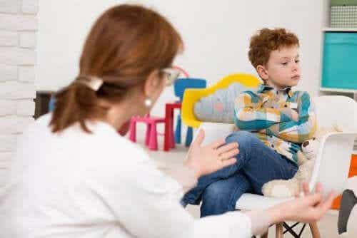 De 'eerste adolescentie' bij 6-jarige kinderen