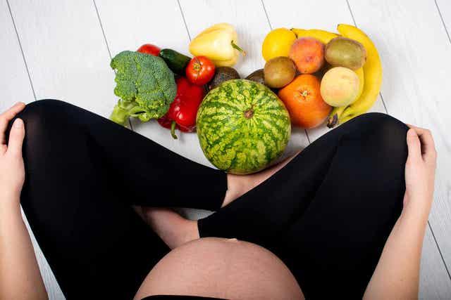 Gezonde voeding is belangrijk tijdens de zwangerschap
