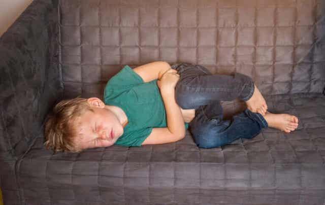 Als een kind ziek is kan een zetpil de beste oplossing zijn