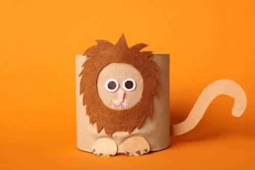 5 Eenvoudige en leuke dierenknutsels voor kinderen