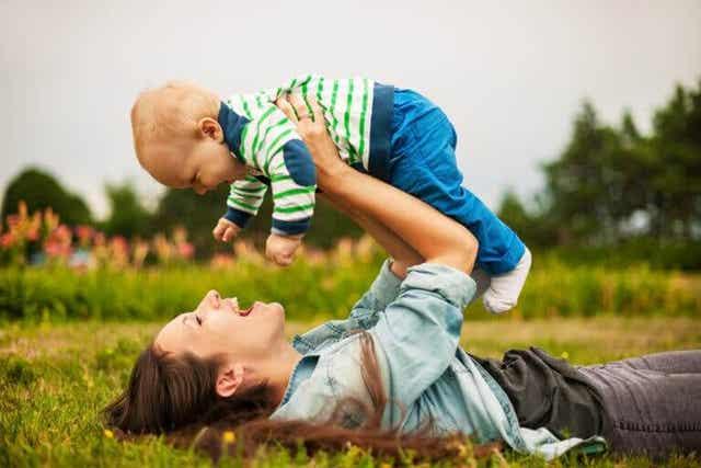We willen gelukkige kinderen opvoeden